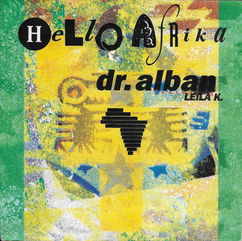 Dr. Alban feat. Leila K - Hello Africa