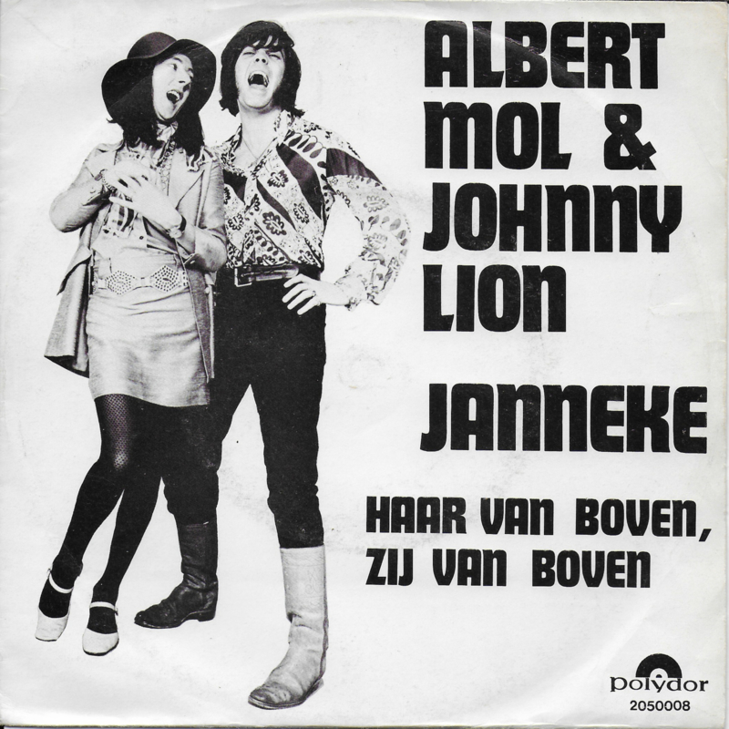 Albert Mol & Johnny Lion - Janneke