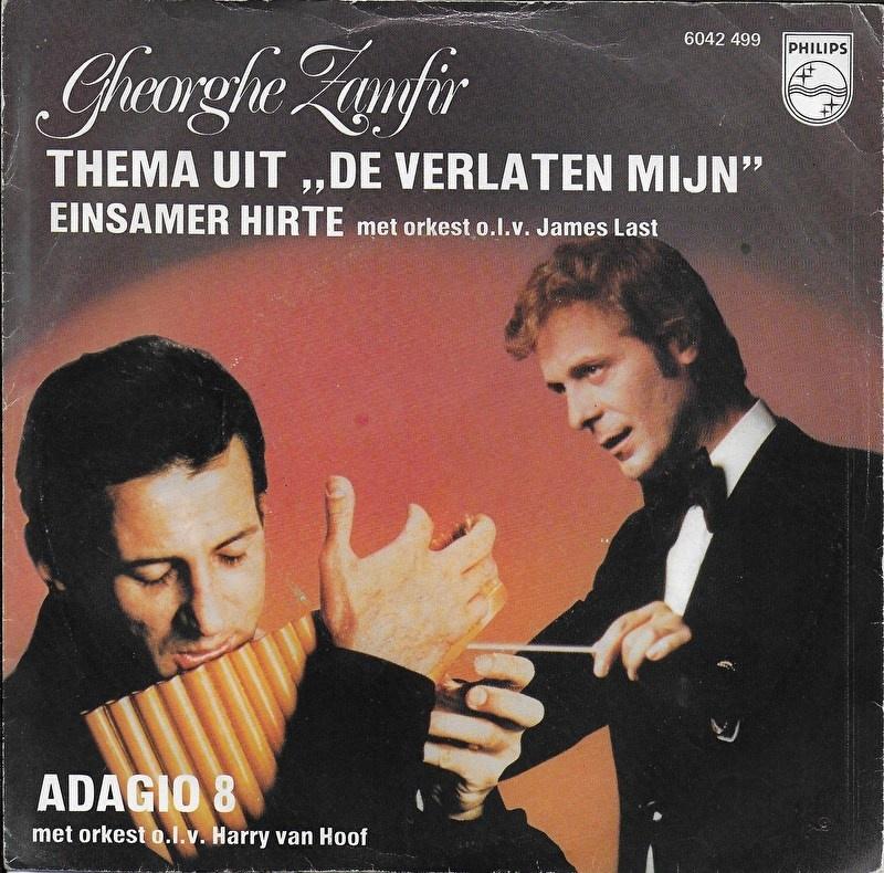 """Gheorghe Zamfir - Thema uit """"De verlaten mijn"""""""