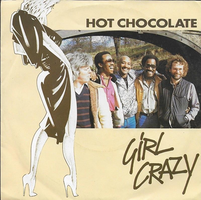 Hot Chocolate - Girl crazy