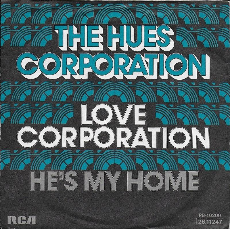Hues Corporation - Love corporation