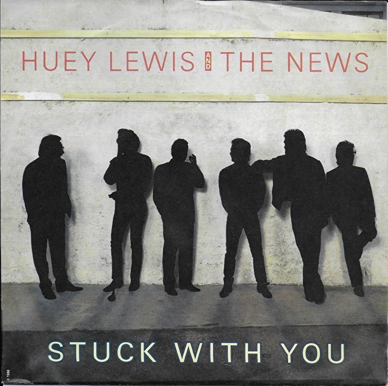 Huey Lewis and the News - Stuck with you