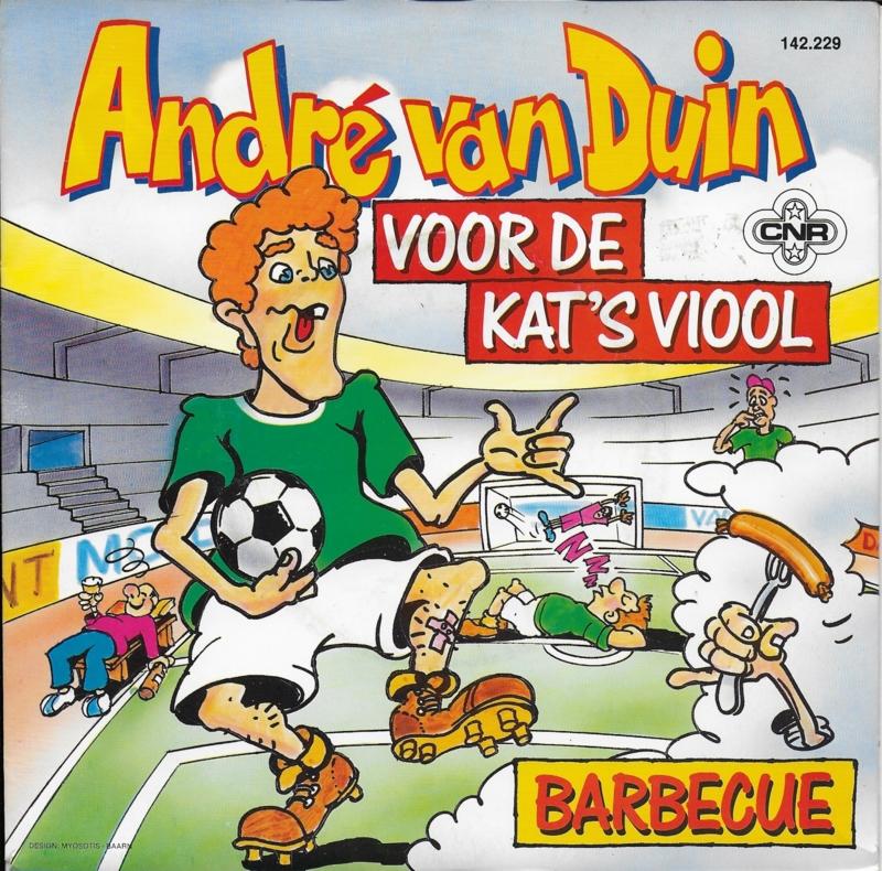 Andre van Duin - Voor de kat's viool