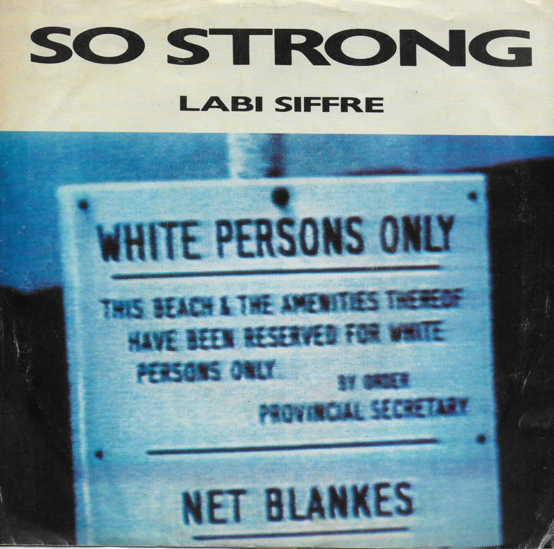 Labi Siffre - (something inside) So strong (Amerikaanse uitgave)