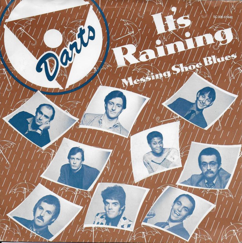 Darts - It's raining