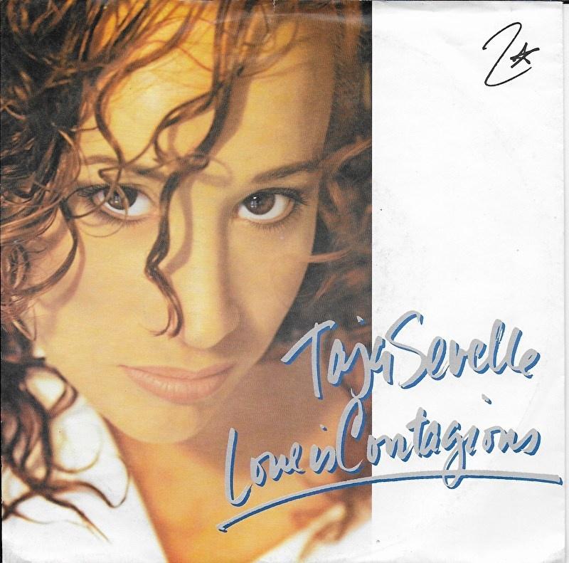 Taja Sevelle - Love is contagious