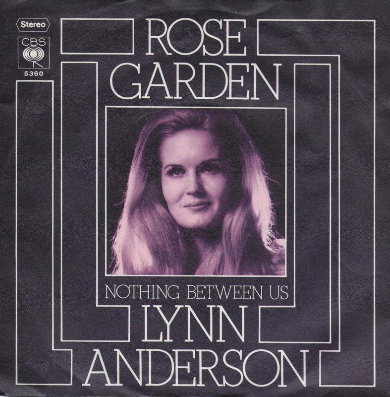 Lynn Anderson - Rose garden (Duitse uitgave)