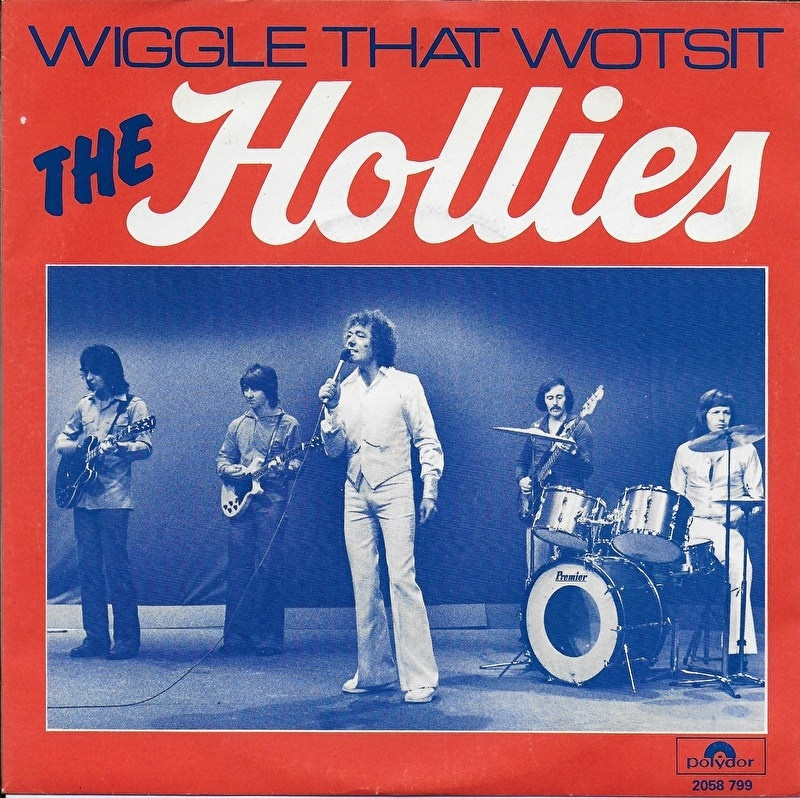 Hollies - Wiggle that wotsit