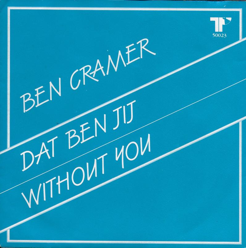 Ben Cramer - Dat ben jij