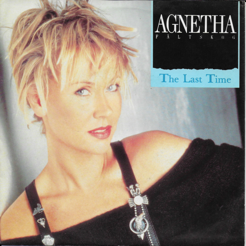 Agnetha Faltskog - The last time