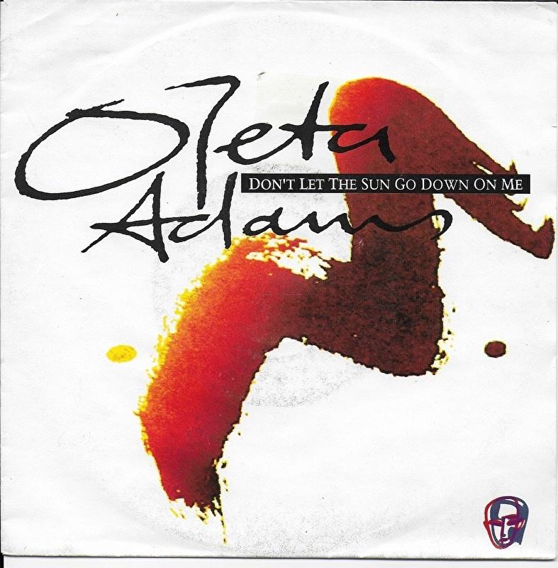 Oleta Adams - Don't let the sun go down on me