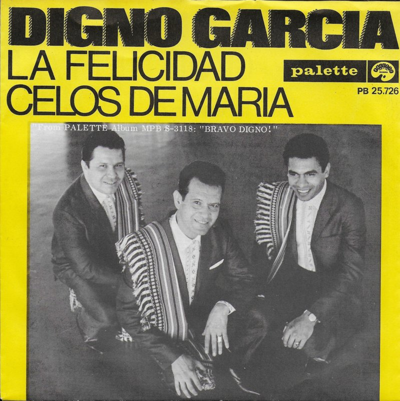 Digno Garcia - La felicidad