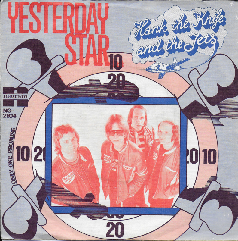 Hank the Knife and The Jets - Yesterday star