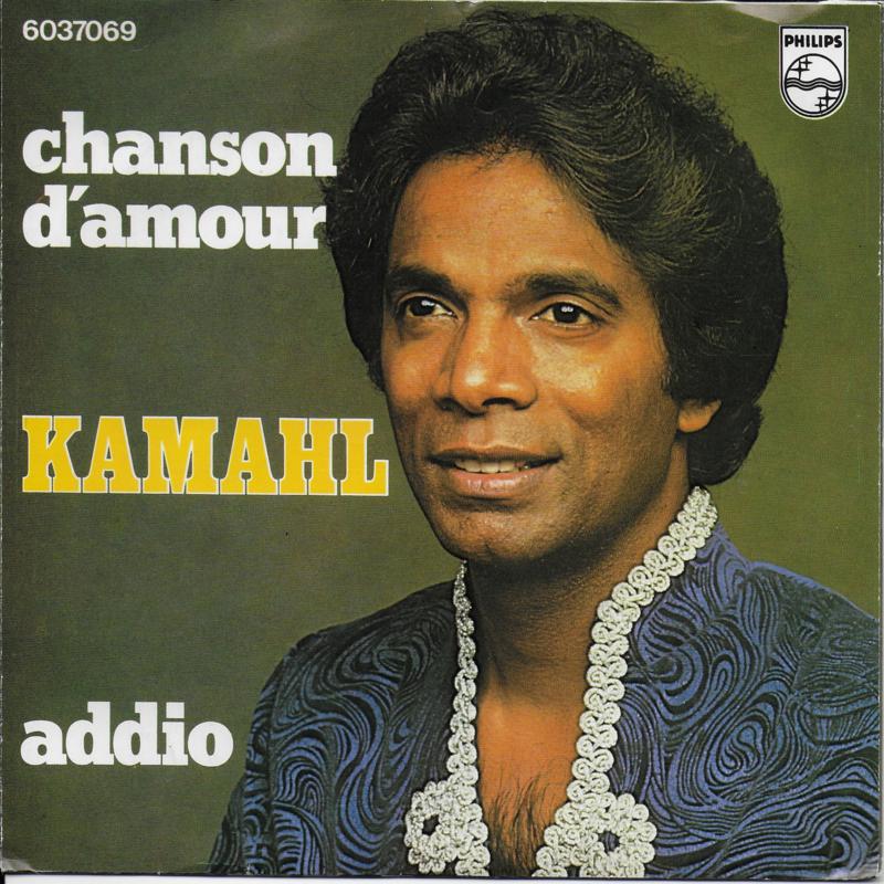 Kamahl - Chanson d'amour