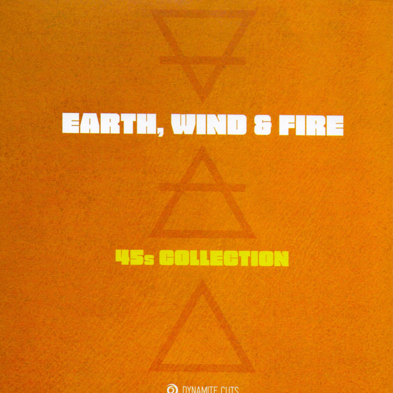 """Earth, Wind & Fire - 45s Collection (2x7"""")"""