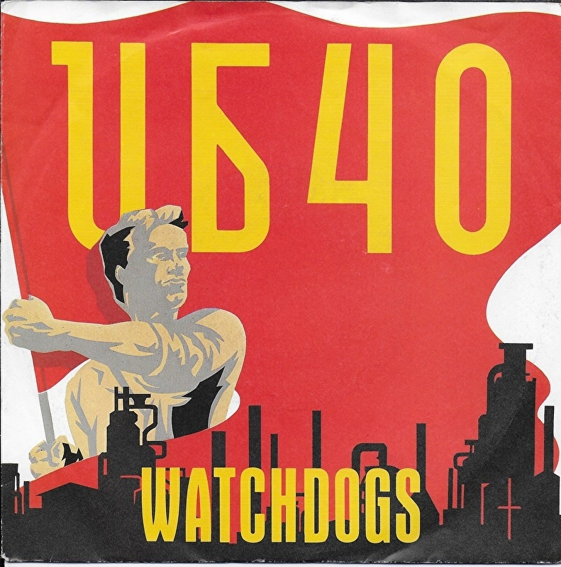 UB 40 - Watchdogs