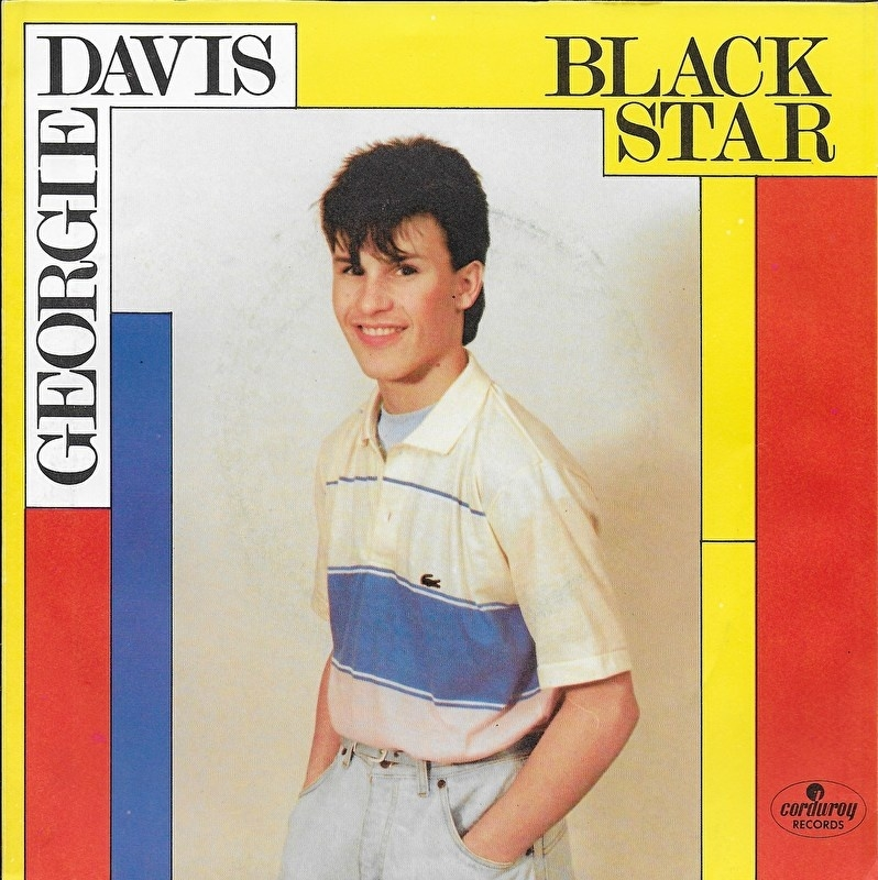 Georgie Davis - Black star