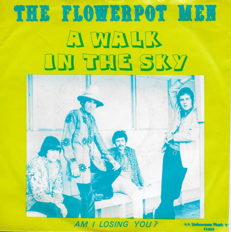Flowerpot Men - A walk in the sky