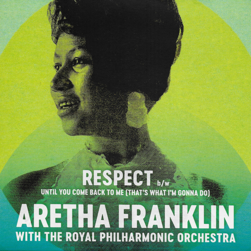 Aretha Franklin with the Royal Philharmonic Orchestra - Respect