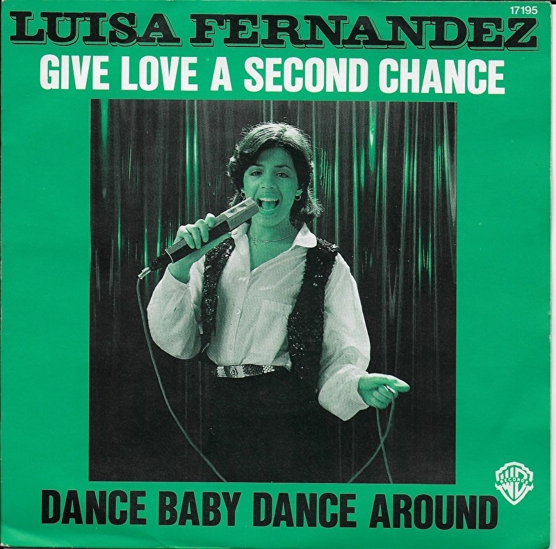 Luisa Fernandez - Give love a second chance