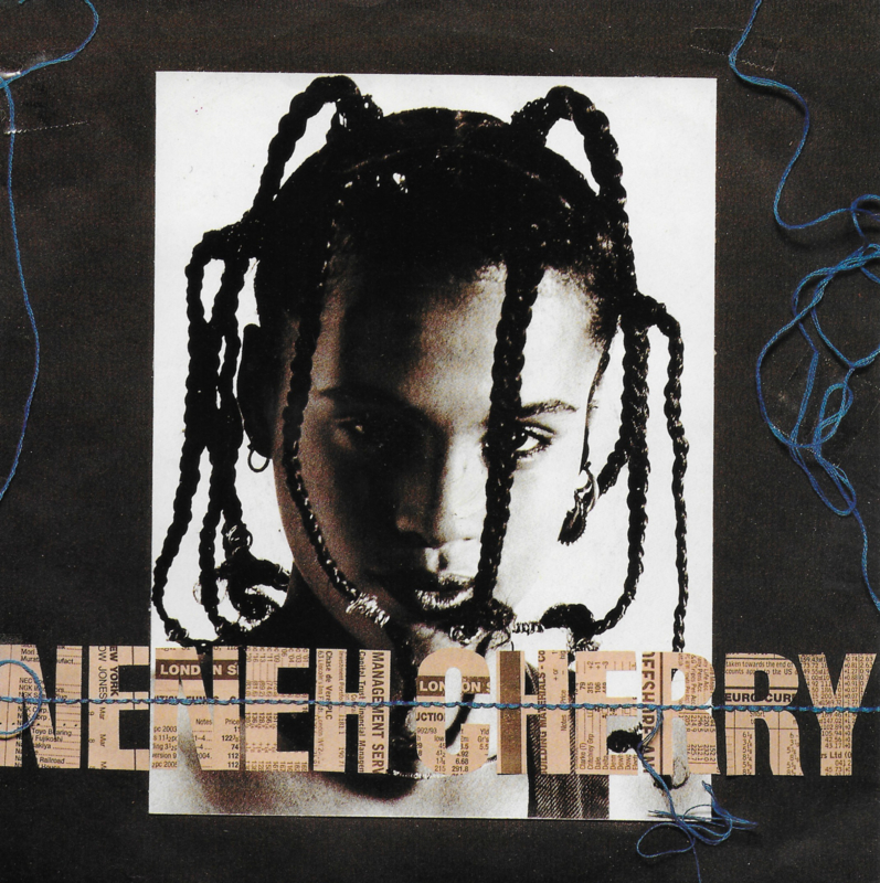 Neneh Cherry - Buddy X (Engelse uitgave)
