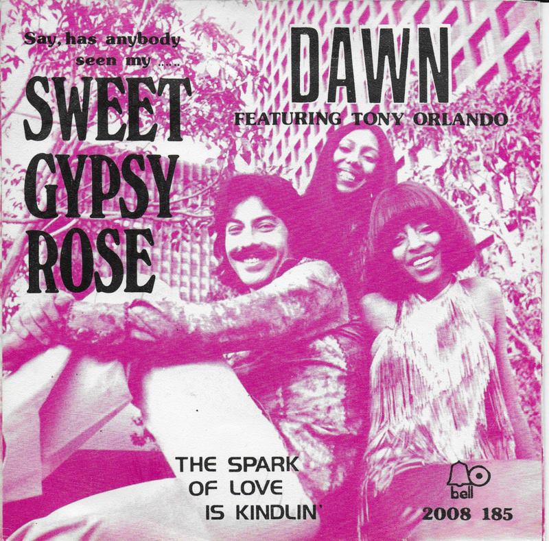 Dawn - Say, has anybody seen my sweet gypsy rose