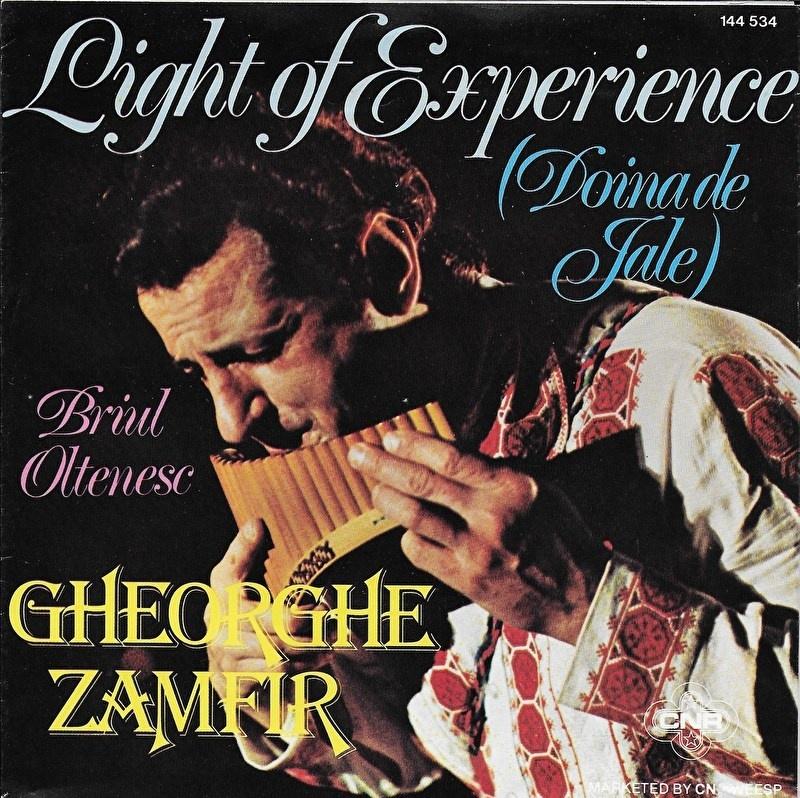 Gheorghe Zamfir - Light of experience (doina de jale)