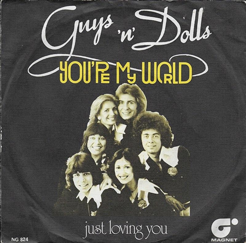 Guys 'n' Dolls - You're my world