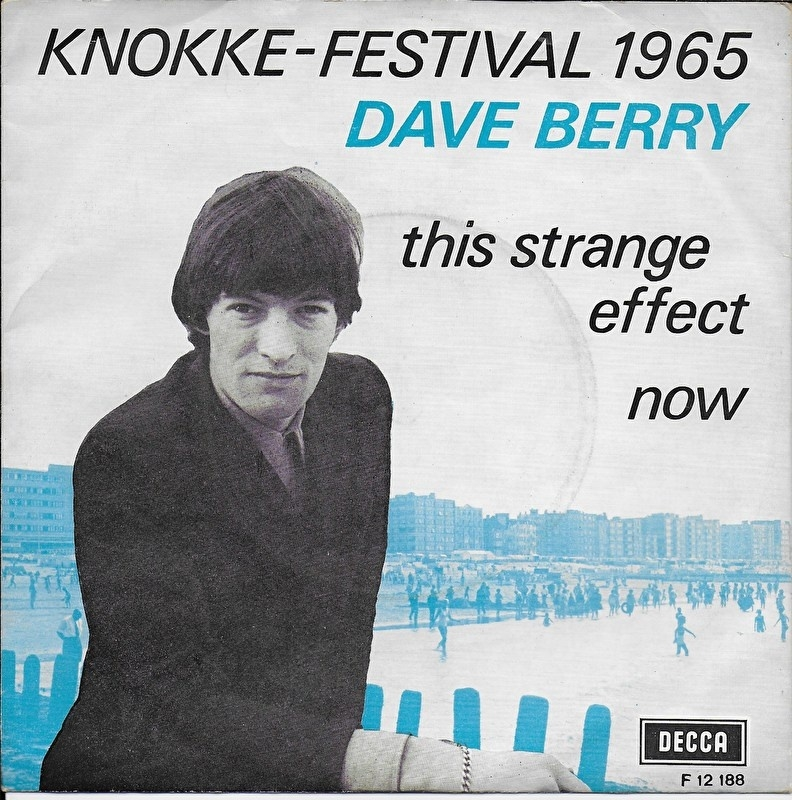 Dave Berry - This strange effect