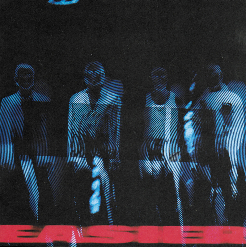 5 seconds of summer - Easier (flexi-disc, transparant blue) (limited edition)