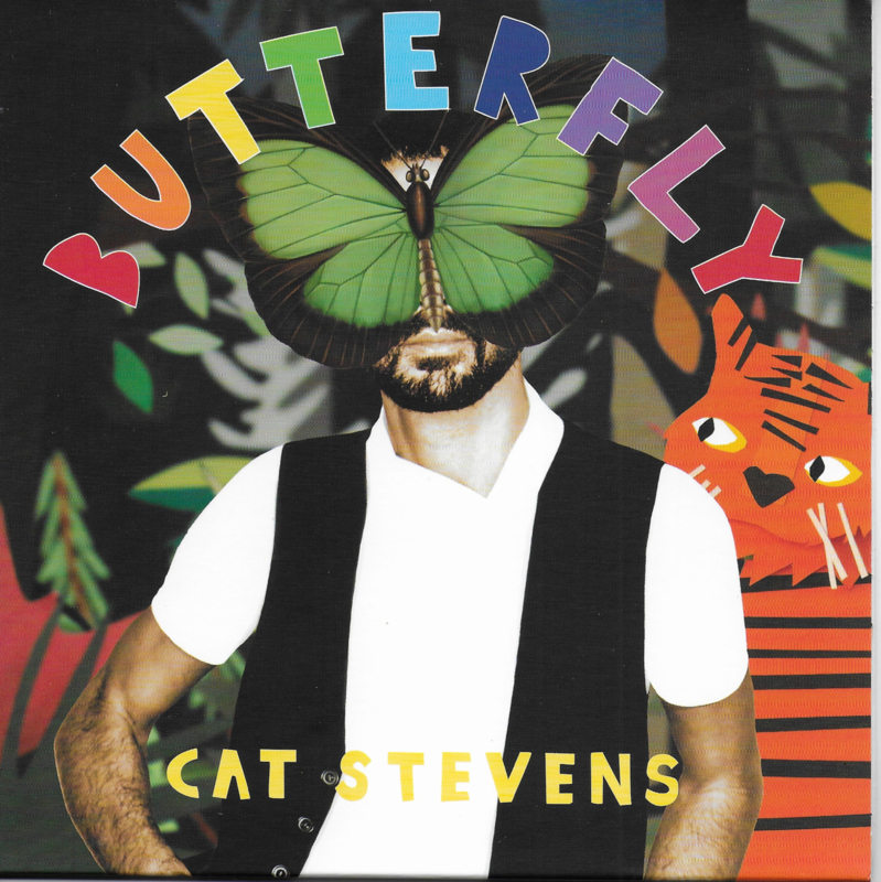 Cat Stevens - Butterfly / Toy heart