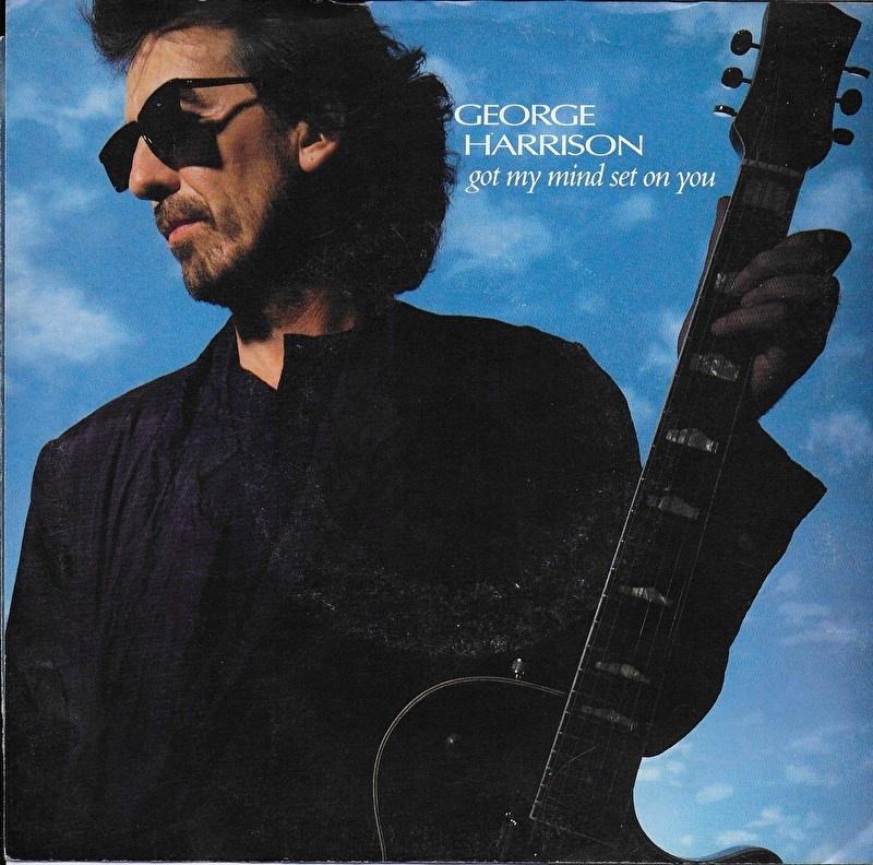 George Harrison - Got my mind set on you
