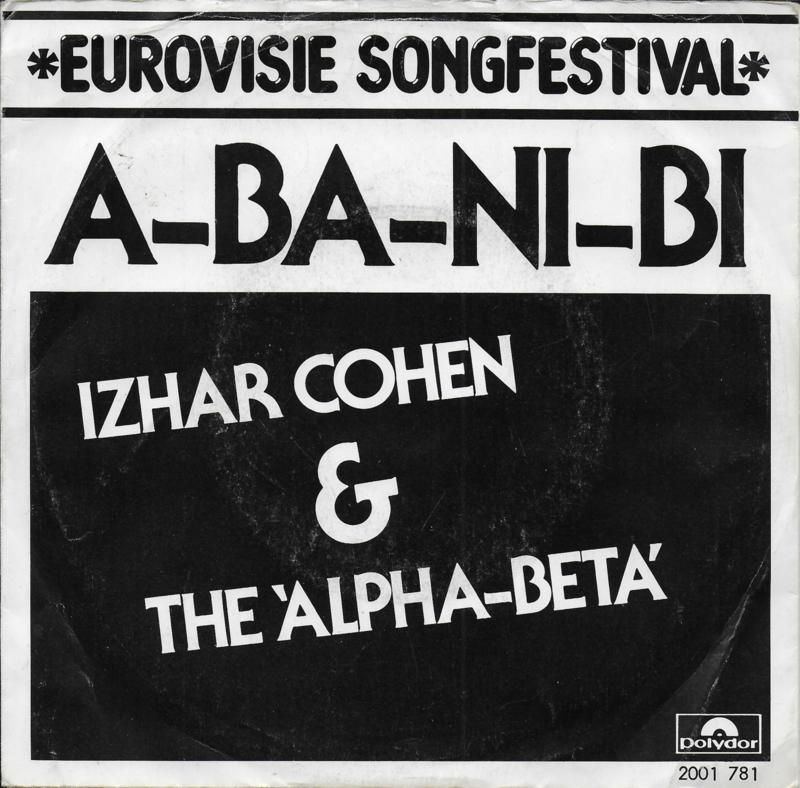 "Izhar Cohen and The ""Alpha-Beta"" - A-ba-ni-bi"