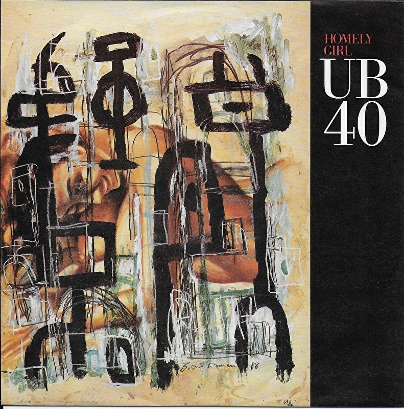 UB 40 - Homely girl