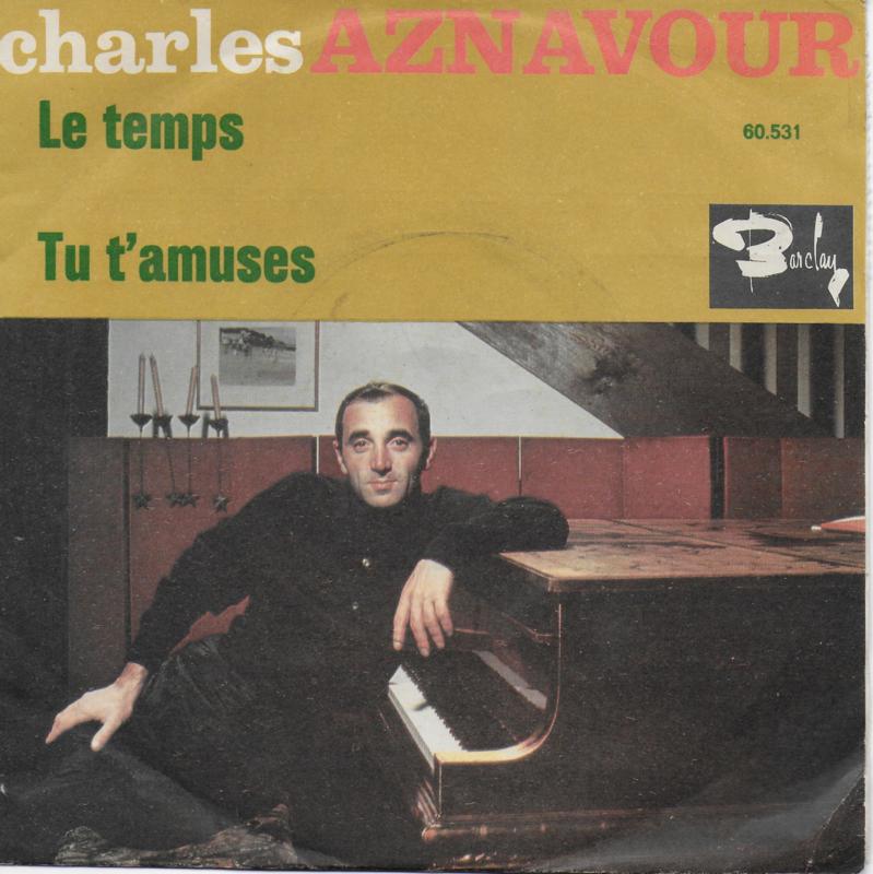 Charles Aznavour - Le temps
