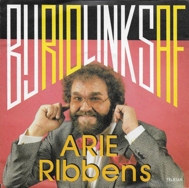 Arie Ribbens - Bij Rio links af