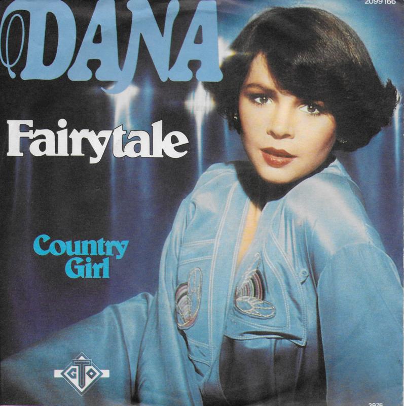 Dana - Fairytale (Duitse uitgave)