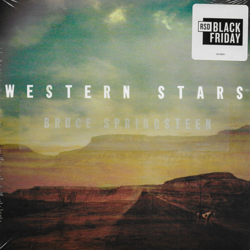 Bruce Springsteen - Western stars (Black Friday edition)