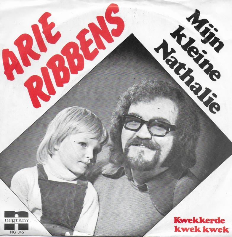 Arie Ribbens - Mijn kleine Nathalie