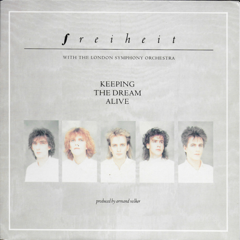 Freiheit - Keeping the dream alive