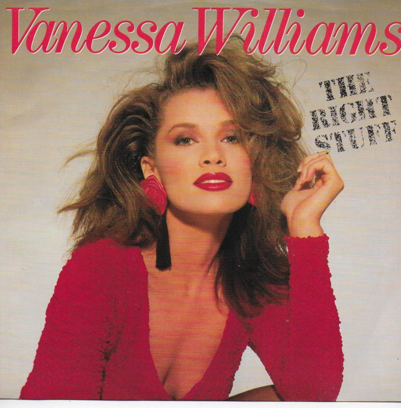 Vanessa Williams - The right stuff (Amerikaanse uitgave)
