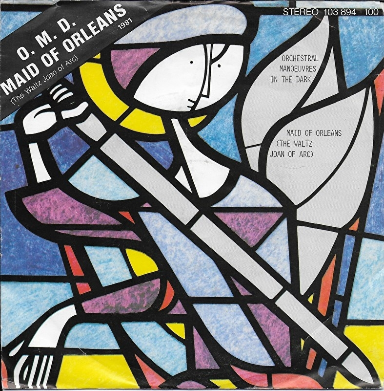 Orchestral Manoeuvres in the Dark - Maid of Orleans (the waltz Joan of Arc)