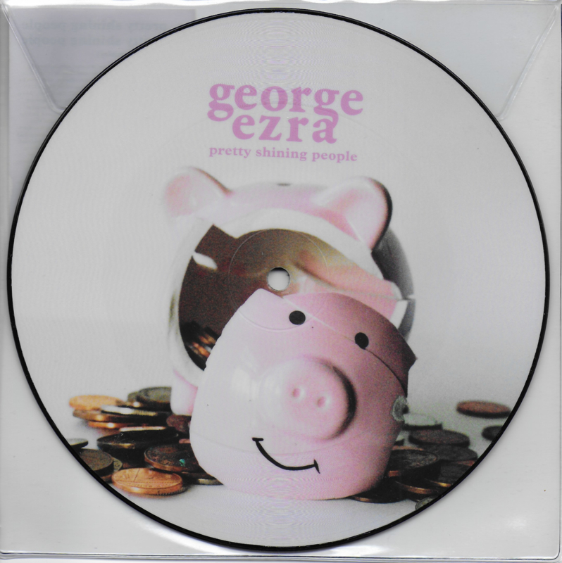 George Ezra - Pretty shining people (Limited edition, Picture disc)