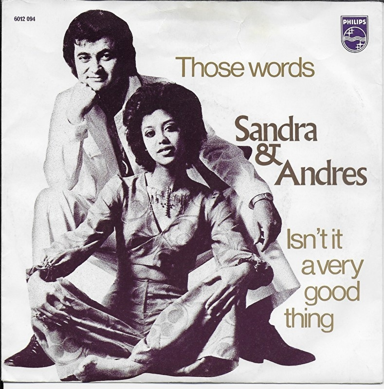 Sandra & Andres - Those words