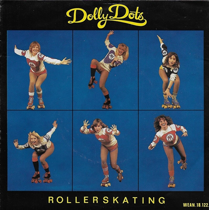Dolly Dots - Rollerskating