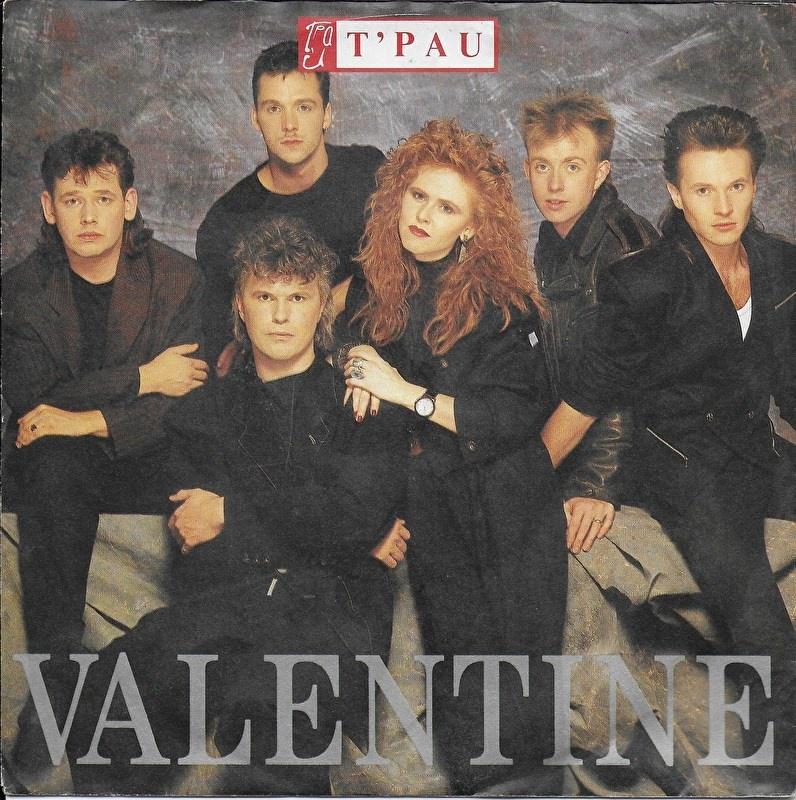 T'Pau - Valentine