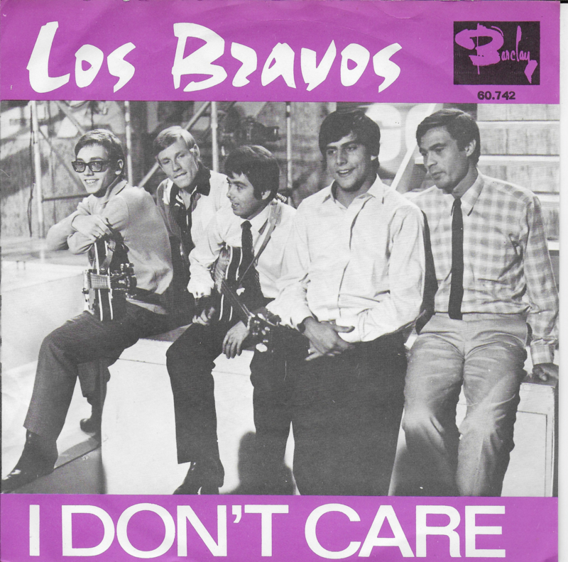 Los Bravos - I don't care