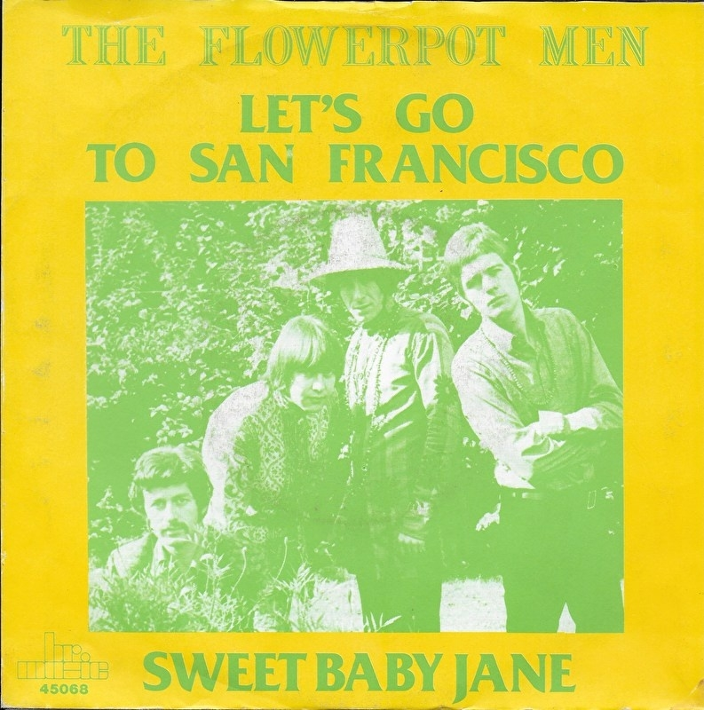 Flowerpot Men - Let's go to San Francisco