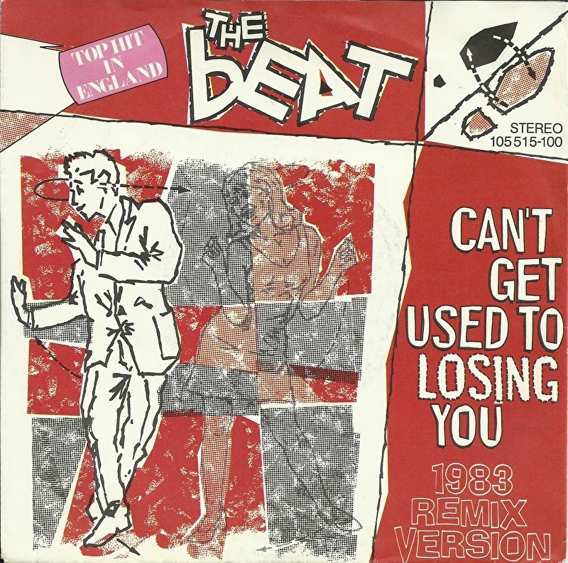 Beat - Can't get used to losing you
