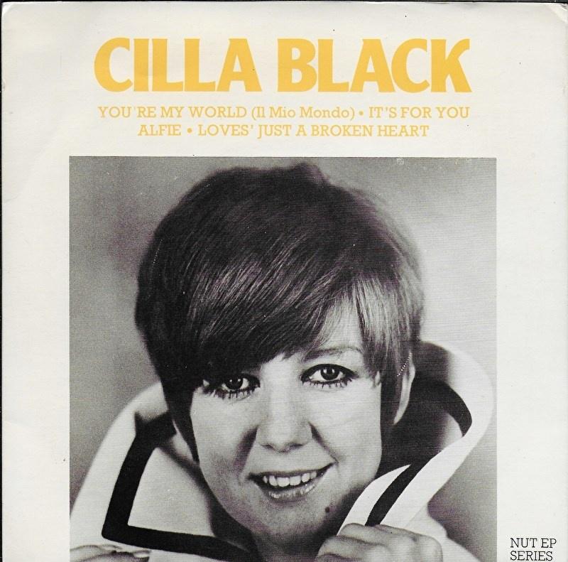 Cilla Black - Love's just a broken heart